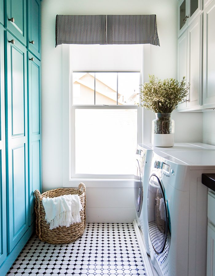 Bright Farm House Wash Room