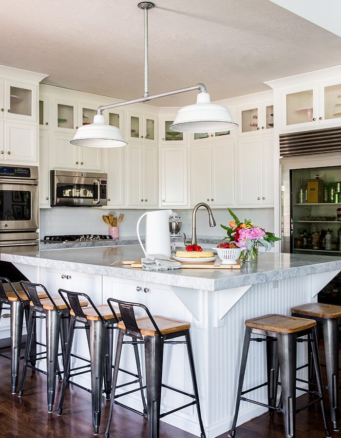 Farm House Kitchen Island