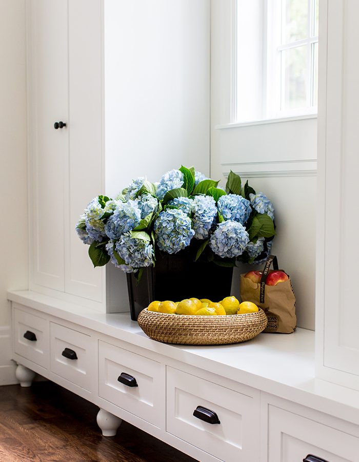 Fruit and Flower Display Custom