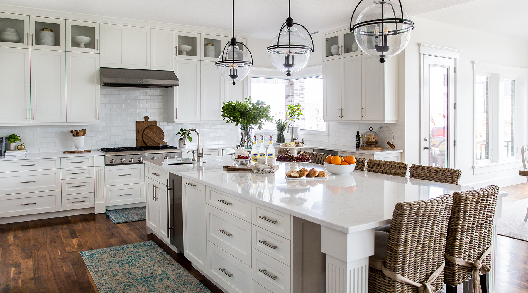 Lake House Kitchen Design