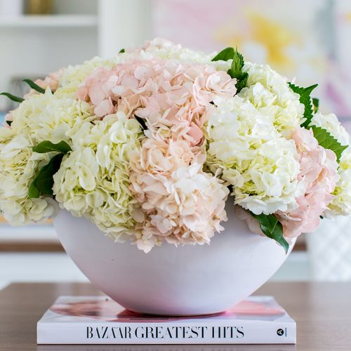 Hillside Office Decor Floral Centerpiece