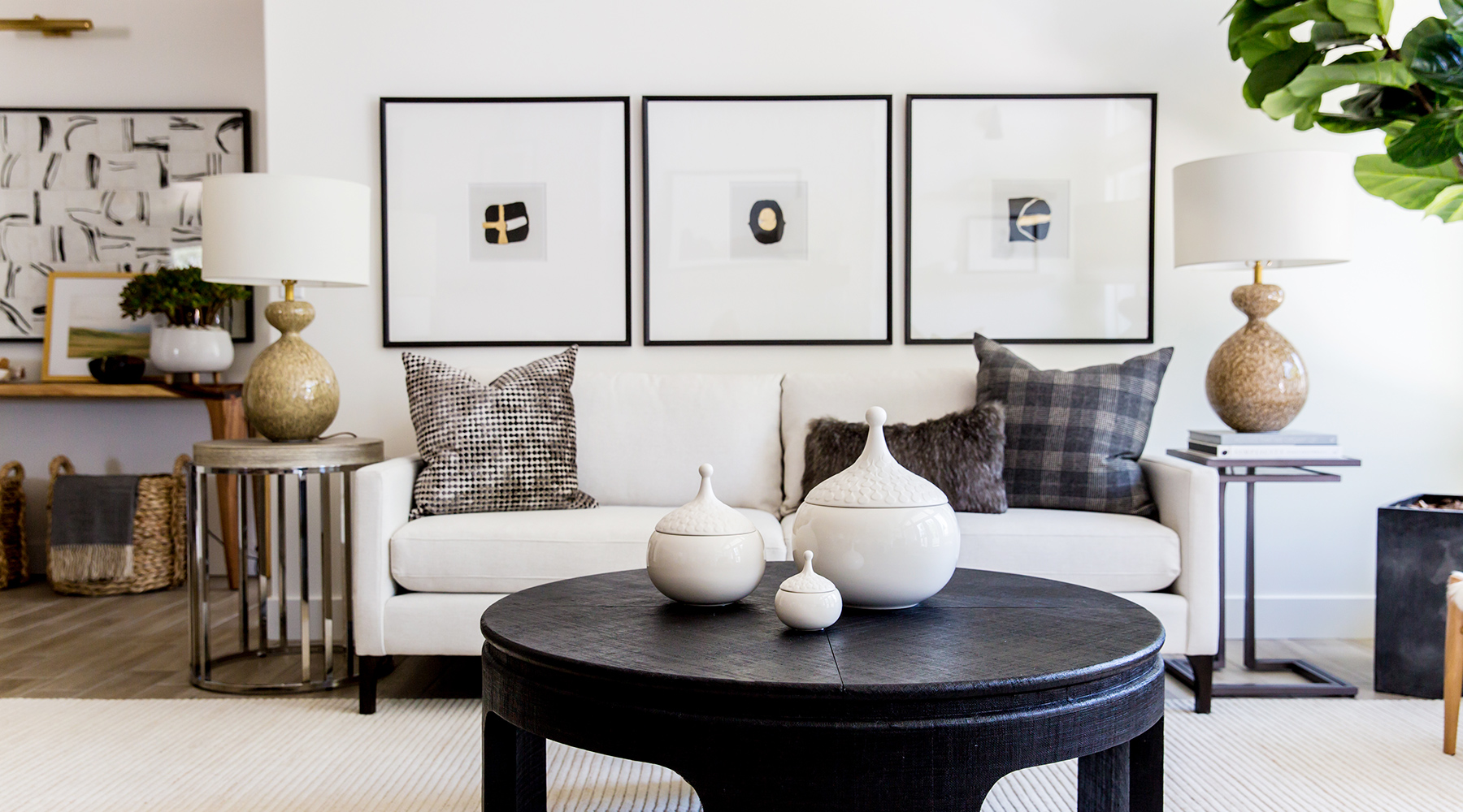 Trio Images Family Room