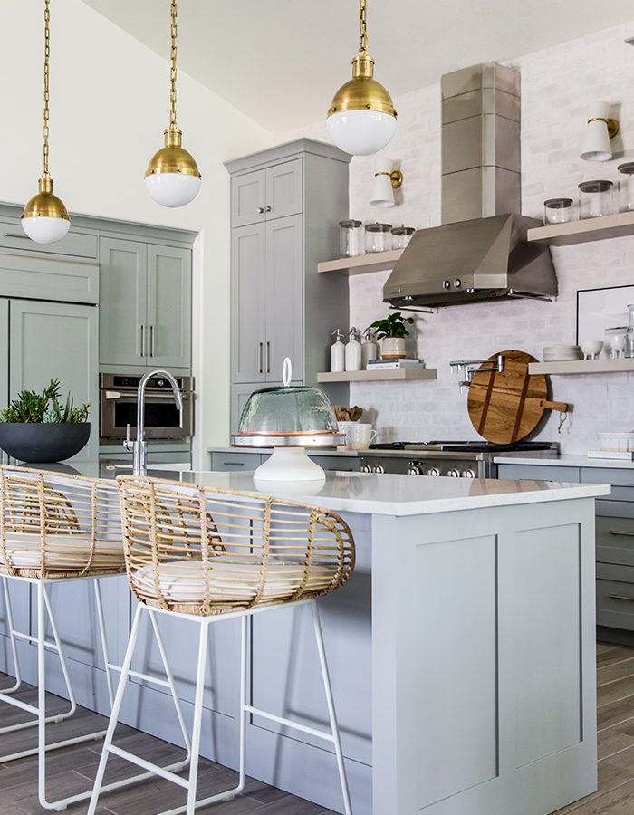 Stainless Steal Kitchen Accents Design