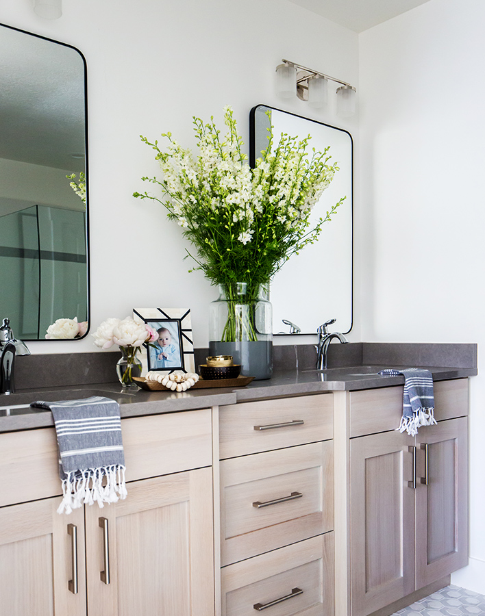 Double Sink Parade of Homes