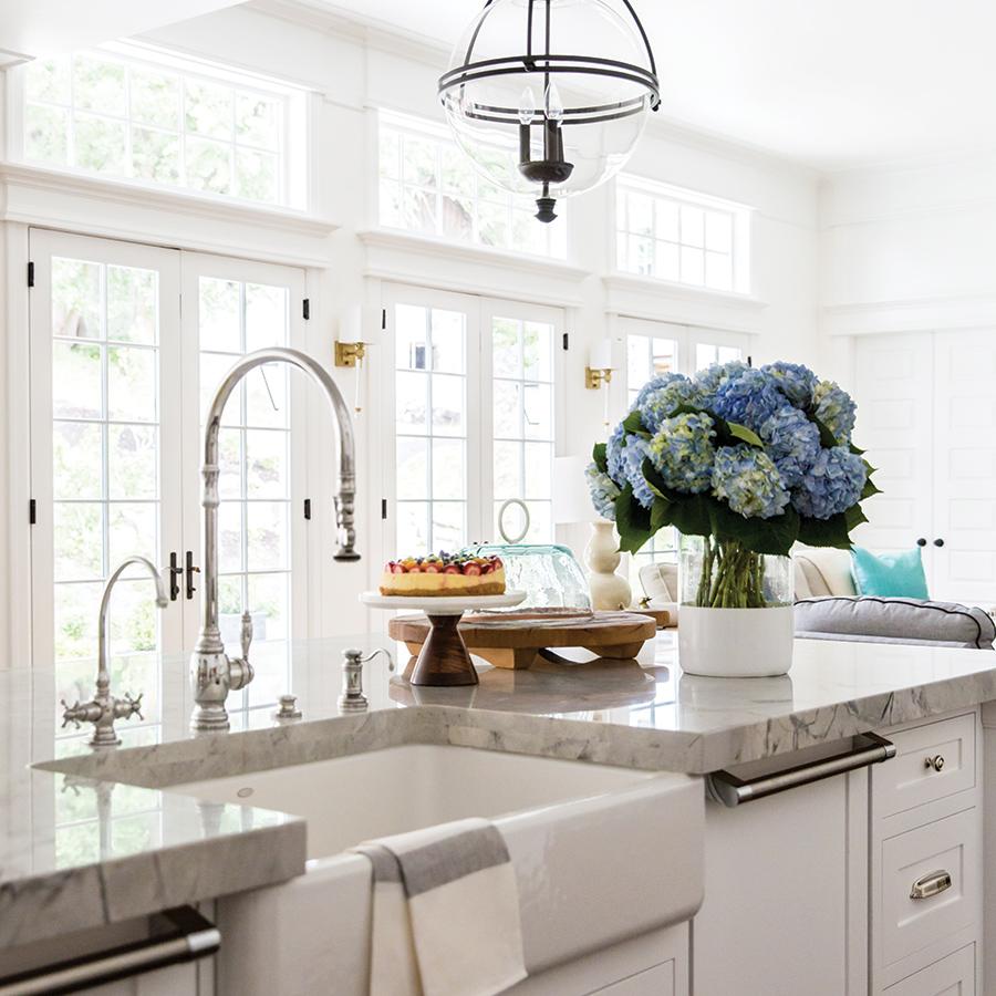 Inlay Kitchen Sink Interior Design