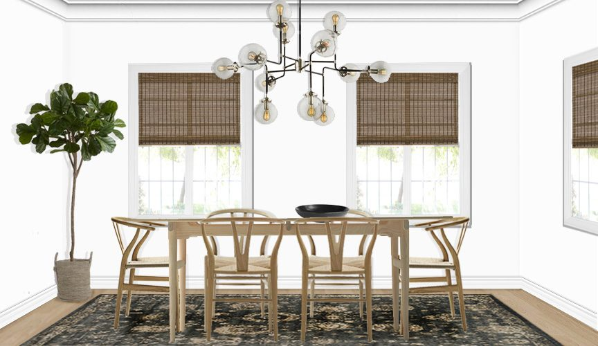 eDesign Concept Digital Dining Room