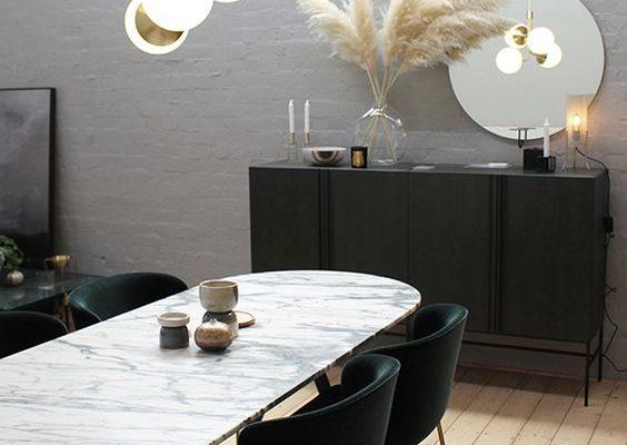 Minimalist Dinning Room Design