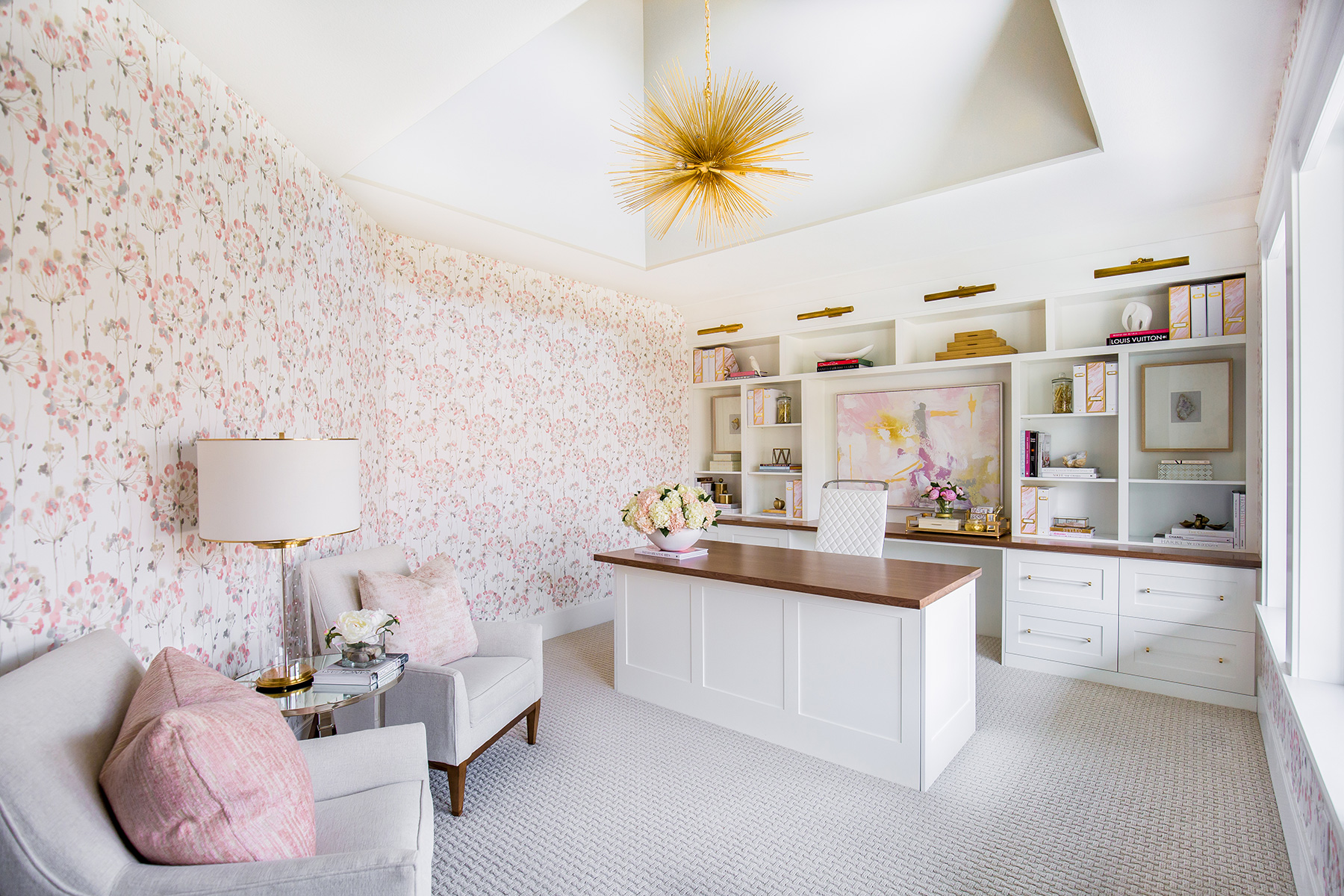 Unique Ways To Include Wallpaper In Your Design Miya Interiors