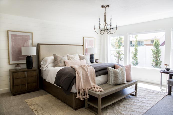 Luxury Layered Bedding Tips from Miya Interiors - Interior Design