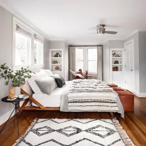 Miya Interiors Designed Master Bedroom
