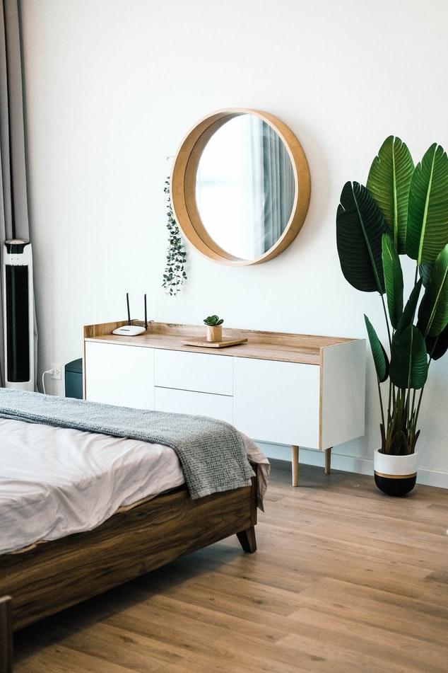 mid century modern bedroom interior design tips
