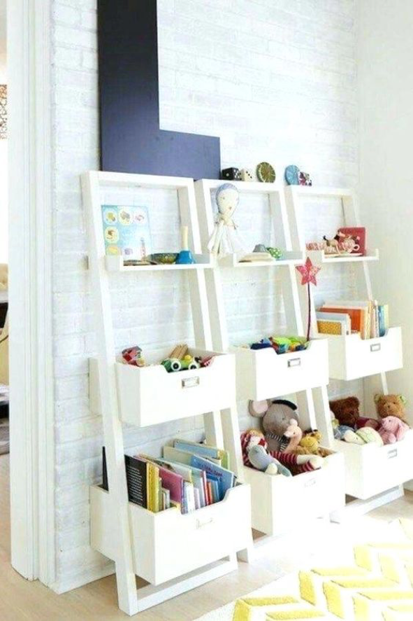 Kids Play Area Toy Storage