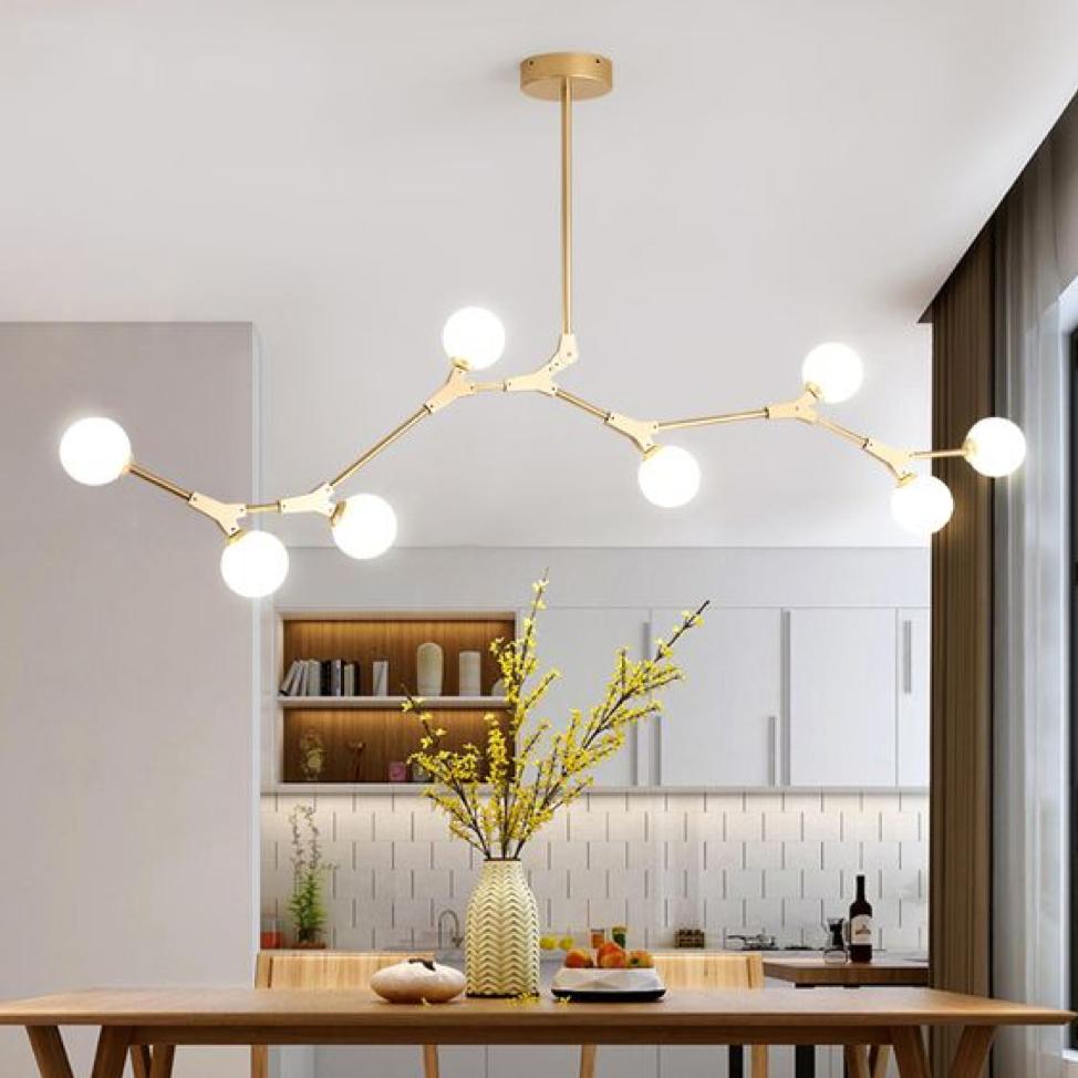 Lighting Fixtures Investment Splurge
