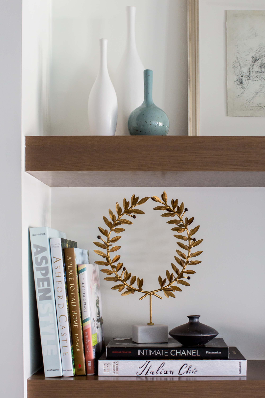 Books and Decor Adding Texture to Interior Design - Interior Design Tips by Miya Interiors