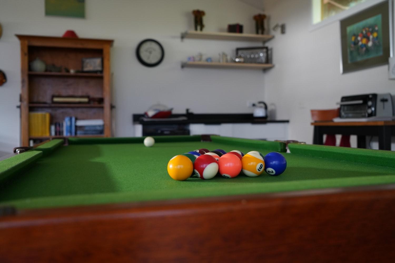 indoor Pool Table