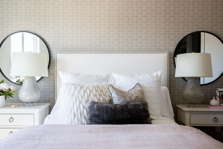Layered Bedding Ideas from Miya Interiors
