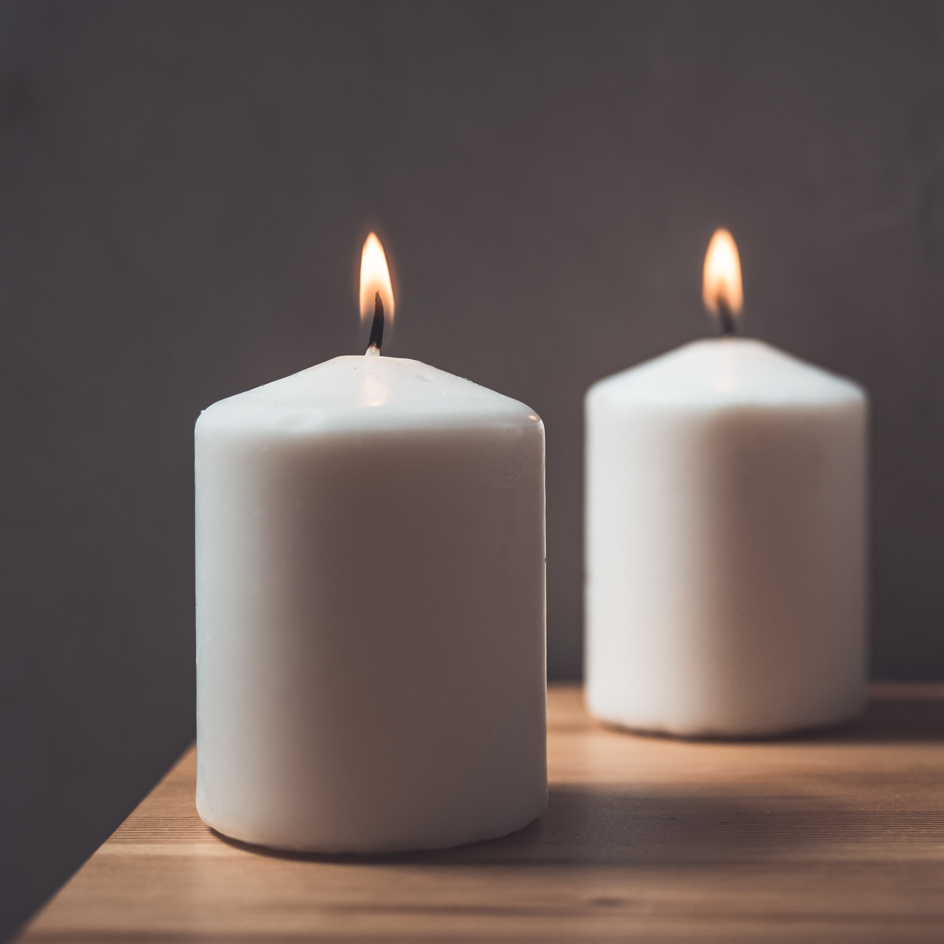 Candles Interior Design for Working From Home