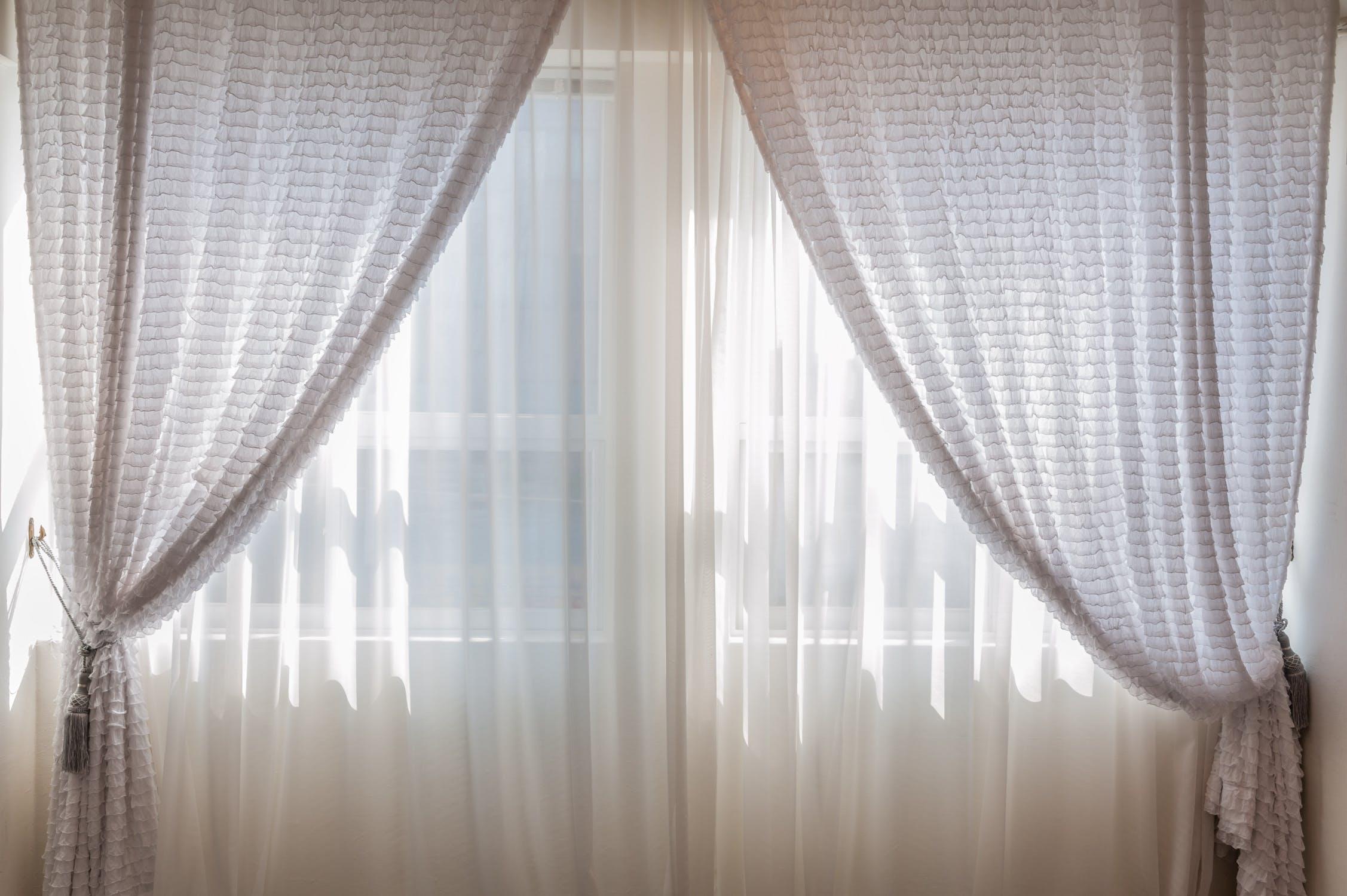 Nursery Curtains in Baby Room Design Ideas